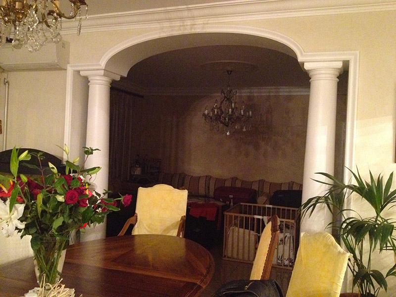 Travaux de d coration int rieure marseille peintures for Peinture de decoration interieure