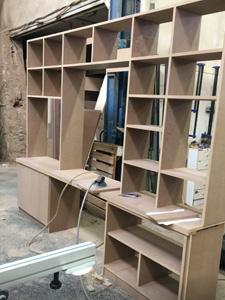 Conception de meuble sur mesure Marseille