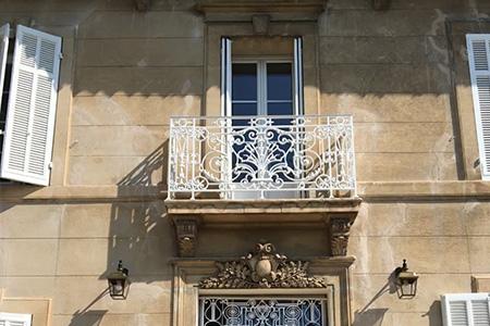 ravalement façade batisse provencale